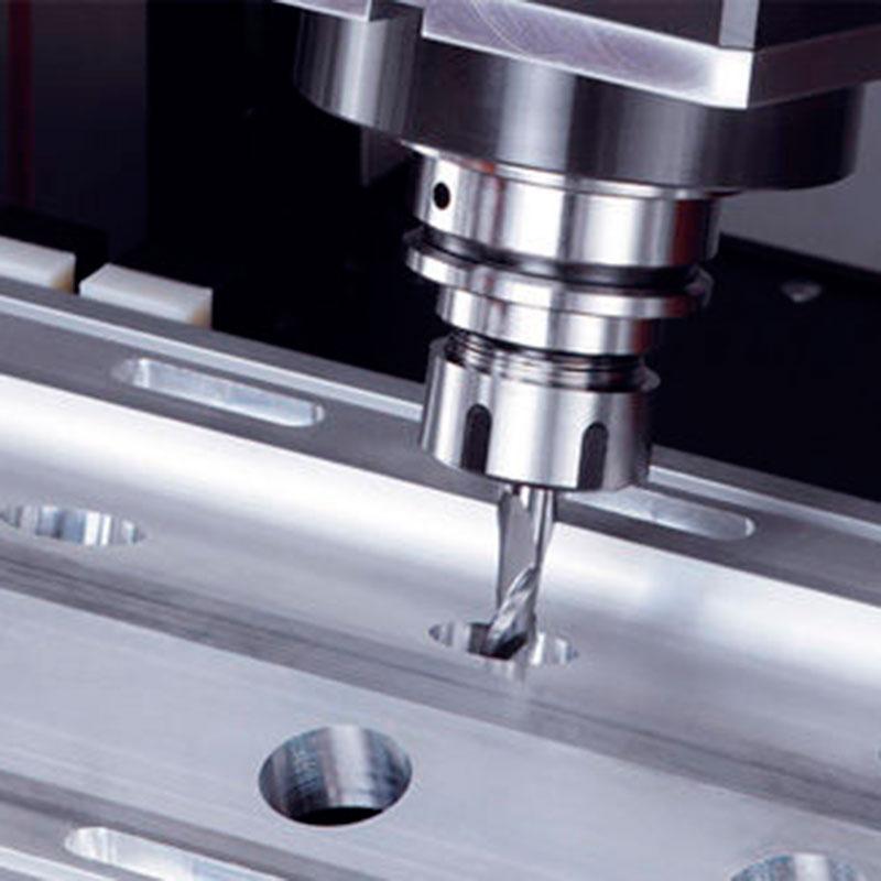 Equipo de maquinado CNC